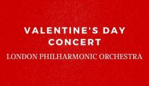 London Philharmonic Valentine's Day Concert