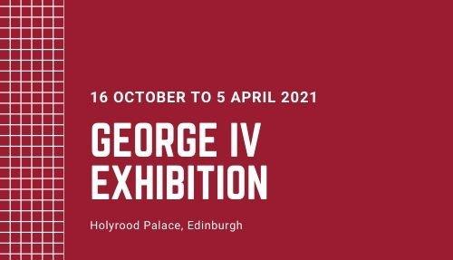 George IV Holyrood Palace