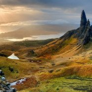 Isle of Skye on a multi-day tour from Edinburgh