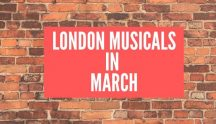 Musicals in March
