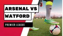 Arsenal vs Watford tickets