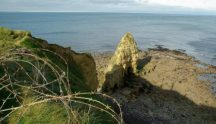 Pointe du Hoc cliffs 500 287