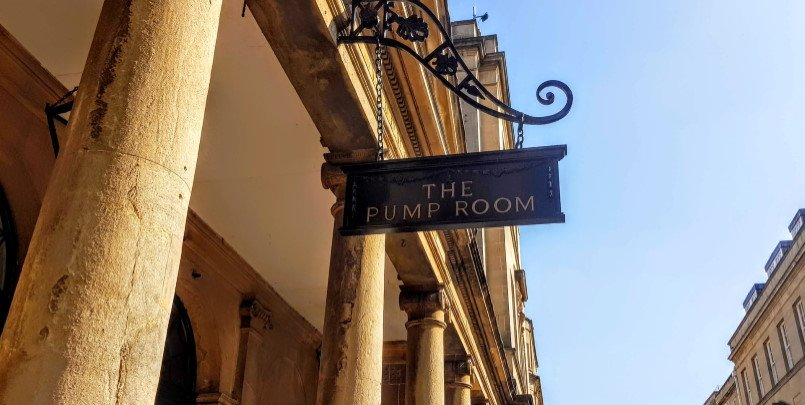 The Pump Room Jane Austen