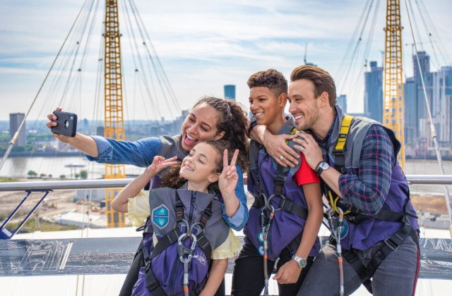 Climb the O2 Tickets