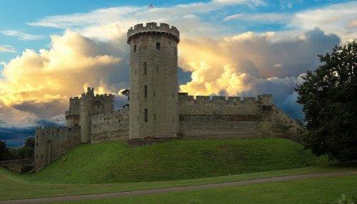 Warwick Castle 500