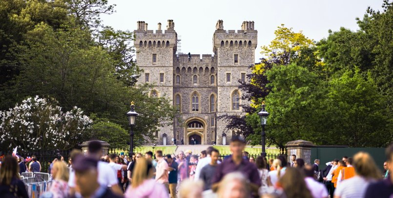 Windsor Castle b 805 405