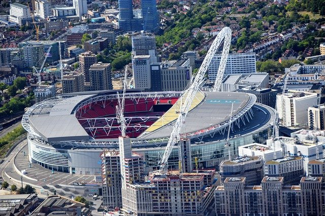 Hotels near Wembley Stadium