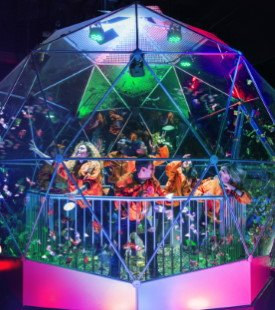 The Crystal Maze London Tickets