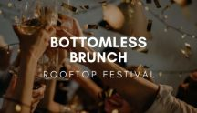 Rooftop Festival Bottomless Brunch