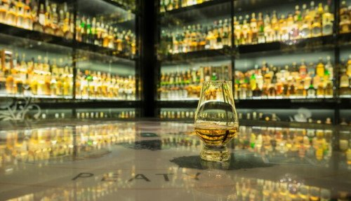 The Scotch Whisky Experience 500