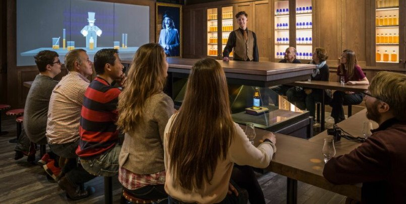 The Scotch Whisky Experience 805 1