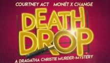 Death Drop Dragatha Christie Murder-Mystery