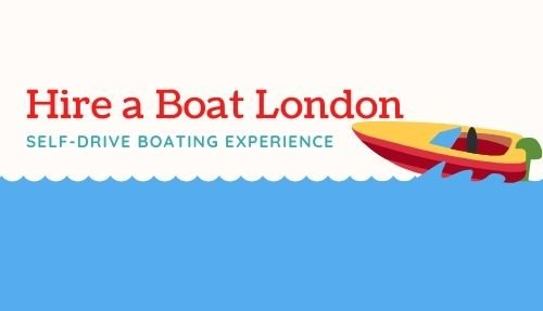 Hire a boat London
