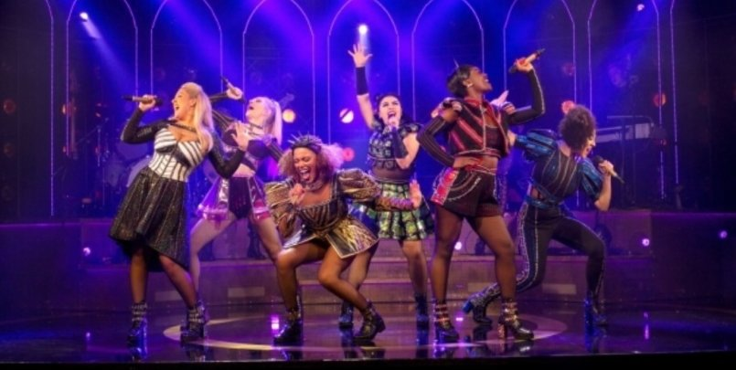 SIX The Musical on show