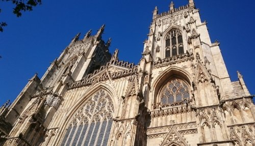 York Minster Cathedral 500