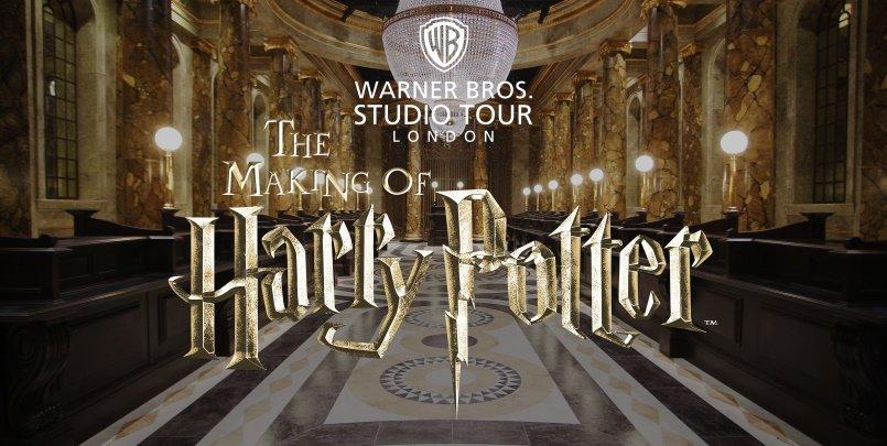 Warner Bros Studio Tour