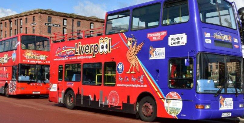 Hop on Hop off Liverpool