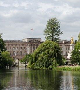 Buckingham Palace Garden Tickets - Summer 2021!