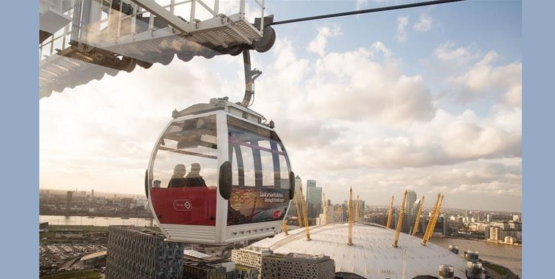 Emirates Air Line Cable Car