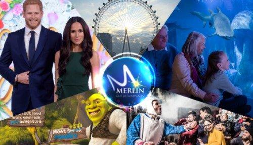 Merlin 5 Attractions