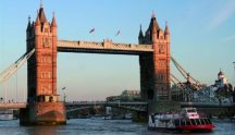 Thames Cruise with dinner