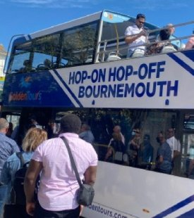 Bournemouth Hop on Hop off Bus