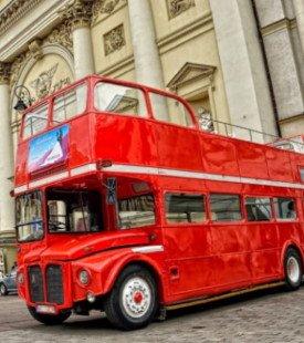 Vintage Bus 275 310