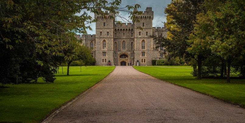 Windsor Castle view