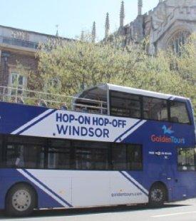 Windsor Hop on Hop off Bus