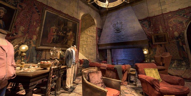 Warner Bros Studio Tour London Harry Potter 1