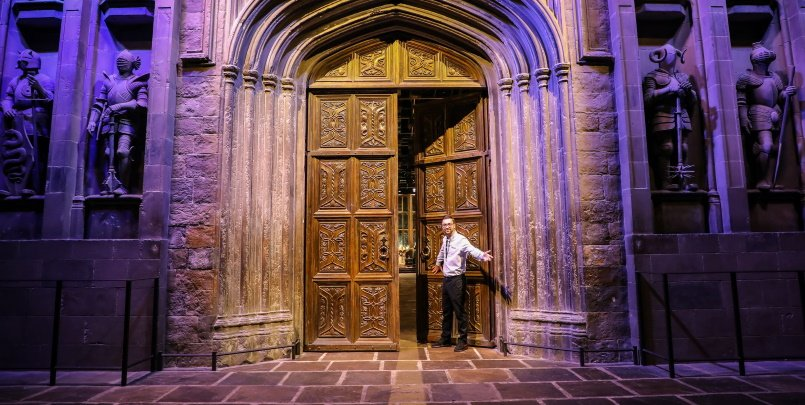 Warner Bros Studio Tour London Harry Potter