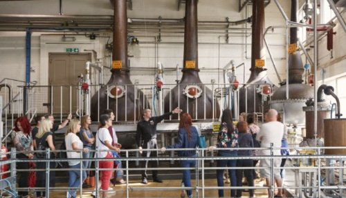 Beefeater Gin Distillery Tour London