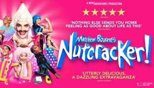 Matthew Bourne's Nutcracker 500